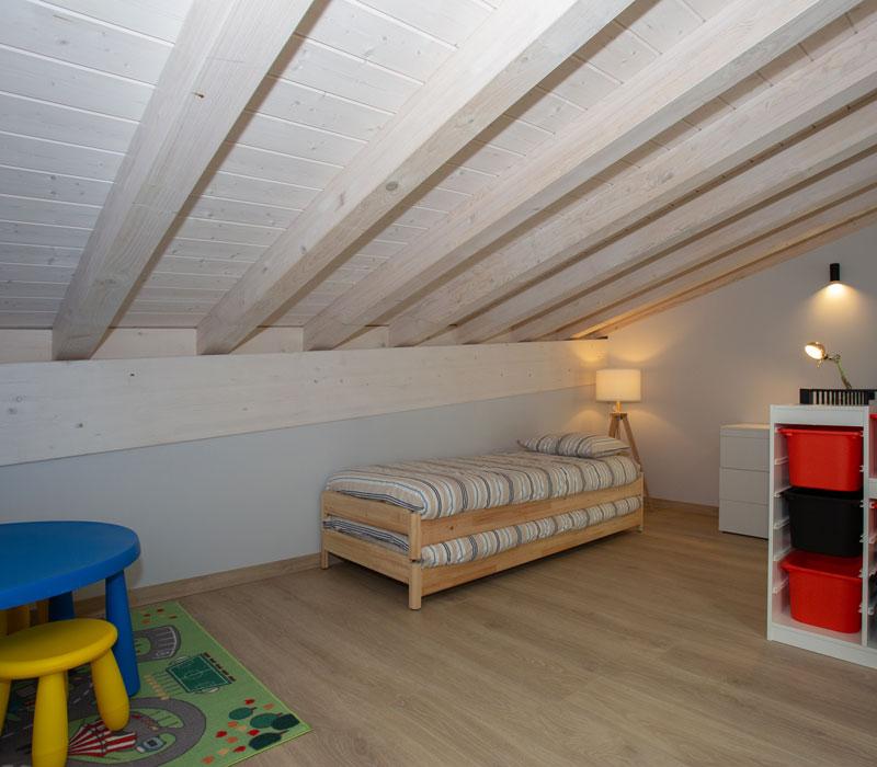 Habitación infantil La Casa de los Mil Años