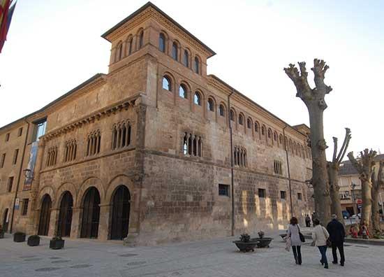 Palacios de los Reyes de Navarar - Museo Gustavo de Maeztu de Estella - Lizarra