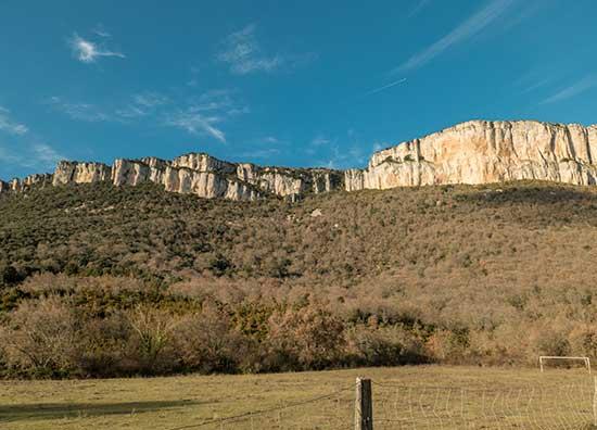Sierra de Lokiz Ganuza
